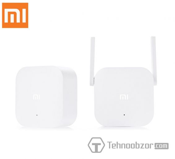Дизайн Xiaomi Mi Powerline Wi-Fi HomePlug
