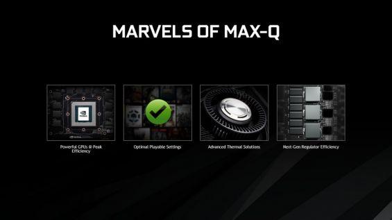 Плюсы технологии Max-Q