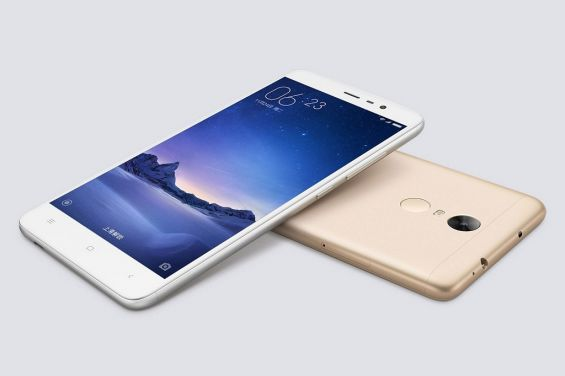 Дизайн Xiaomi Redmi Note 4