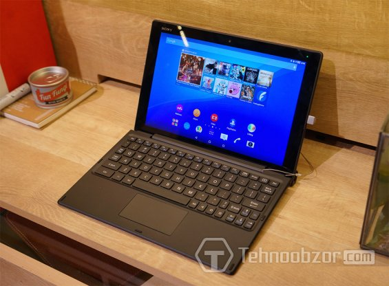 Цена Xperia Z4 Tablet