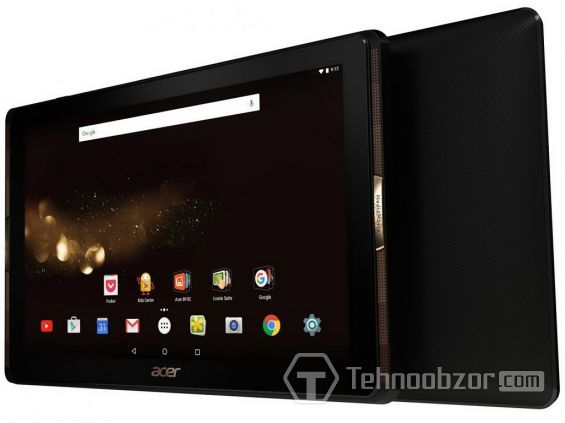 Дисплей Acer Iconia Tab A3-A40