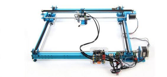 Лазерный гравер Endurance Makeblock XY 2.0 plotter