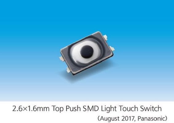 Кнопка Light Touch Switch от Panasonic
