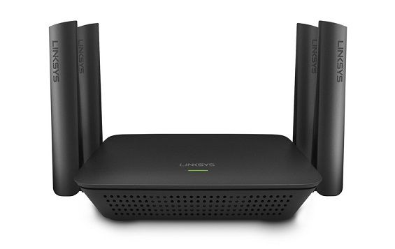 Дизайн Linksys RE9000 Max-Stream
