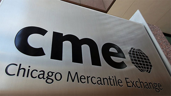 Логотип CME Group