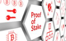 Кнопка Proof of Stake