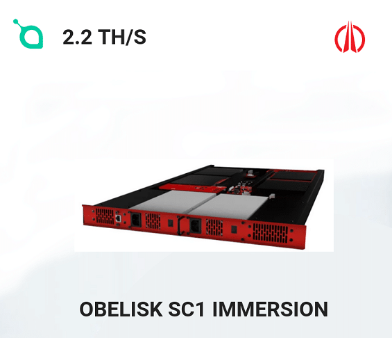 Obelisk SC1 Immersion
