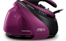 Обзор парогенератора Morphy Richards S-Pro Purple 332102